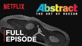 Abstract: The Art of Design | Tinker Hatfield: Footwear Design | FULL EPISODE | Netflix