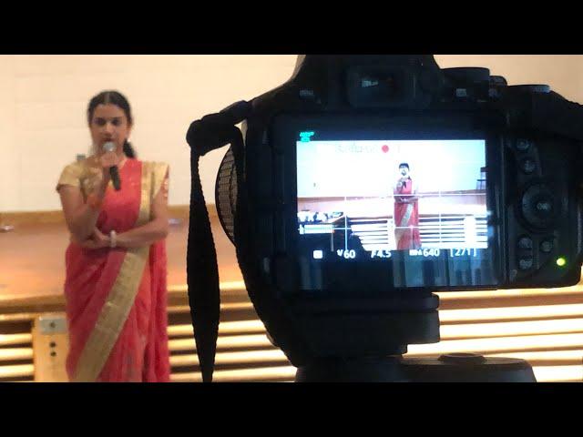 [HD]Women's Day Celebration | Delaware Tamil Sangam | Indhumathi G Motivational Speech