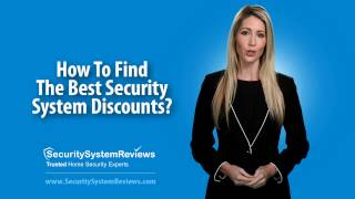 How to Find the Best Security System Discounts