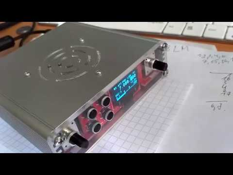 Repeat X1M Platinum QRP Transceiver - Chongqing Xiegu