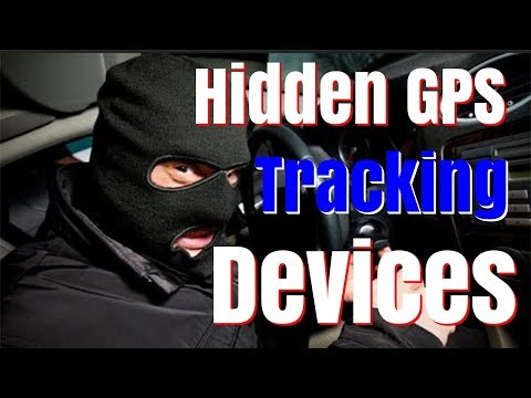 Hidden GPS Tracking Device : All You Need To Know