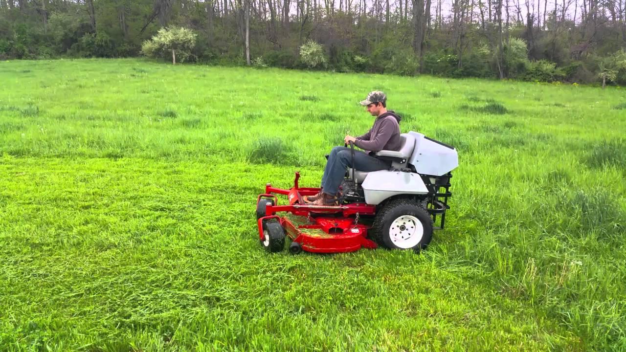 2003 exmark 60 lazer z zero turn lawn mower w striping kit for rh youtube com
