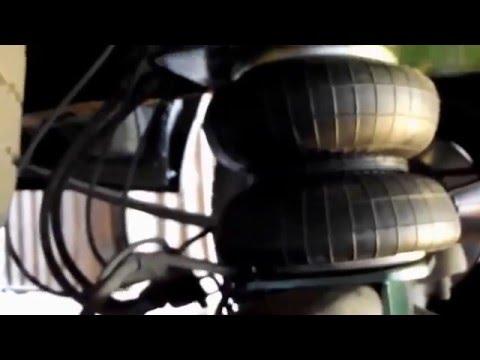 Инструкция установки пневмоподвески на Ford Transit