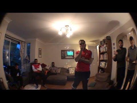 Chelsea vs Arsenal (4-1) | Europa League Final VLOG | Reaction/Meltdown