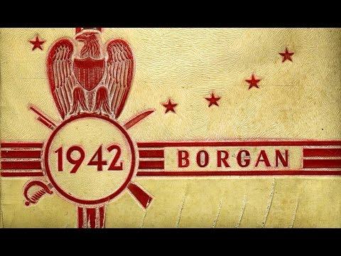 1942 Borger High School yearbook: The Borgan
