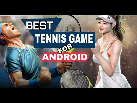Best high graphic Tennis game for Android in low size - 동영상