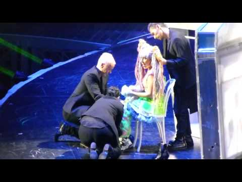 Lady GaGa Live -  Alejandro, Bad Romance - Houston, TX 7/16/14