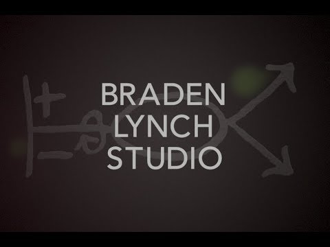 Braden Lynch Studio — Intro/Promo