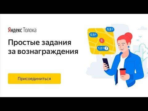 Яндекс Толока / Реально ли тут заработать? / мой отзыв.