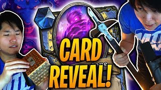 LIGHTNING FAST PUZZLE BOX SOLUTION! - Card Reveal: Mana Cyclone   Rise of Shadows   Hearthstone