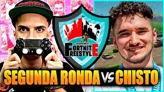 FORTNITE FREESTYLERS TORNEO! 8th vs. CHISTO ? #FortniteFreestyleTournament