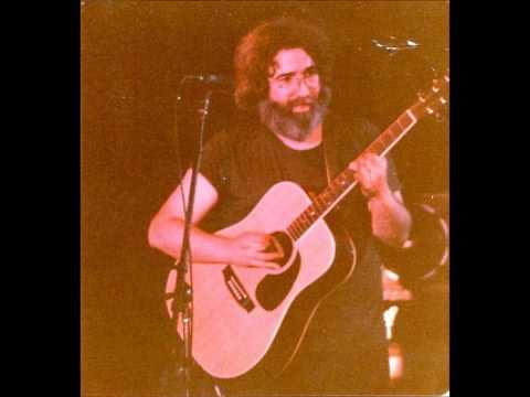 Jerry Garcia Acoustic 4 10 82 Capitol Theater, Passaic, NJ