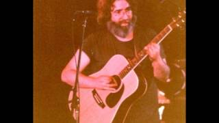 Jerry Garcia Acoustic 4 10 82 Capitol Theater, Passaic, NJ