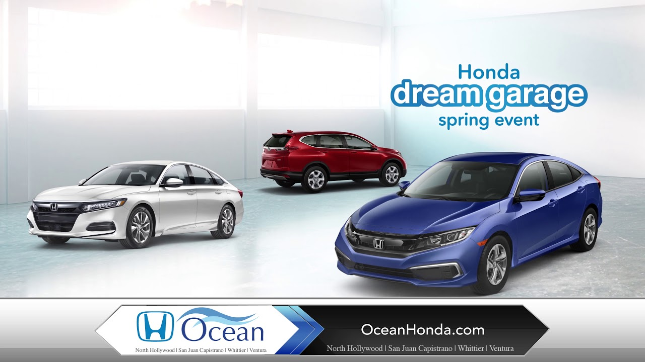 Honda North Hollywood >> Ocean Honda Of North Hollywood Youtube