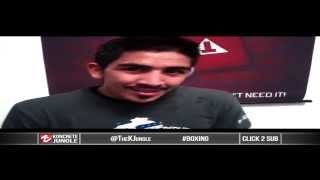 Leo Santa Cruz: Victor Terrazas is the type of Mexican fighter I want to fight