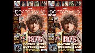 Doctor Who Magazine 550 Openin…