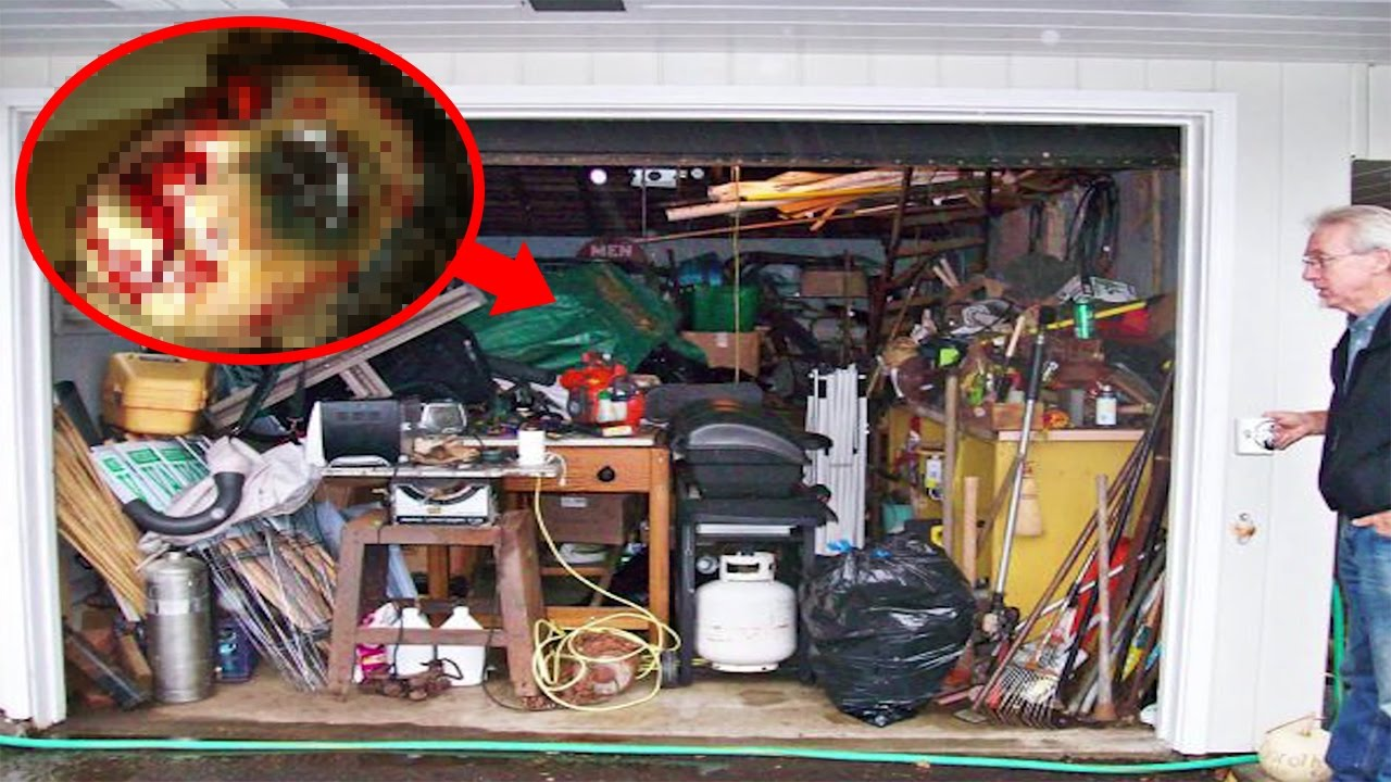 Top 15 Mysterious Things Found in Storage Units & Top 15 Mysterious Things Found in Storage Units - YouTube