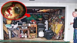 Top 15 Mysterious Things Found in Storage Units