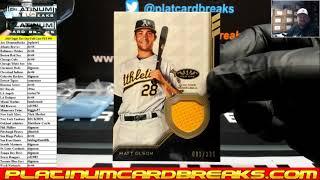 2018 Topps Tier One Baseball 12 Box Case PYT #90