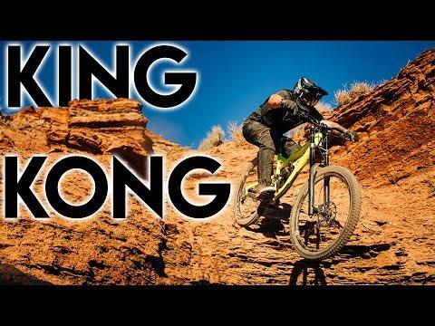 DER KRASSESTE MTB TRAIL DER WELT: KING KONG