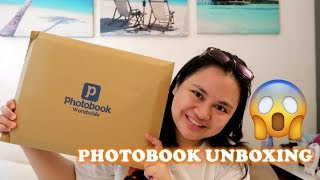 Photobook Unboxing