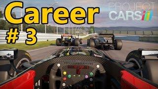 Project CARS Gameplay PC : Formula B Career TrackIR Dubai 1080p HD Helmet Cam 1/2
