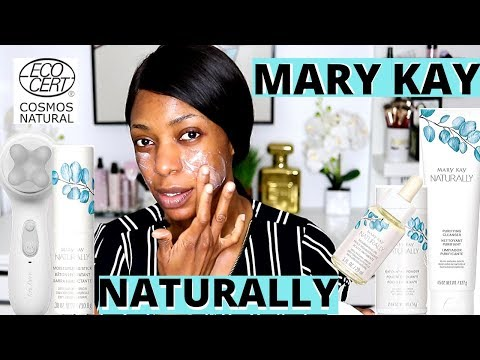 How To Use Mary Kay Naturally Line #mary #kay #marykay #marykaynaturally
