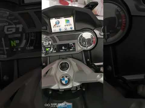 BMW K1600gt Cold Car Start Difficulty