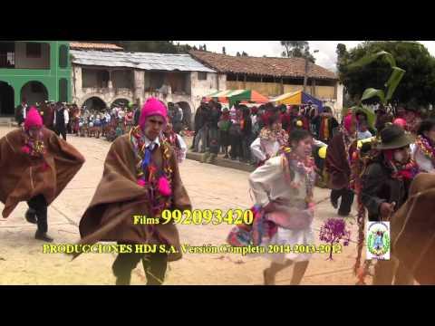 Carnaval Congalla 2014 Pukllay Mama HDJ PRODUCCIONES