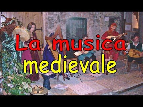 Musica1 La Musica Medievale Youtube