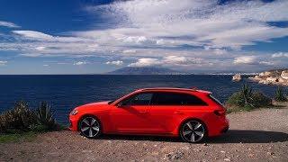 "Audi RS4 Avant - ""Everyday Racer"""