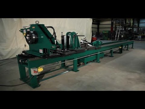 Wtc Machinery Hcrs 4p Cylinder Bench Youtube
