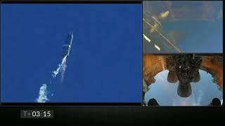 Der Start des SN8 Starship von Elon Musk