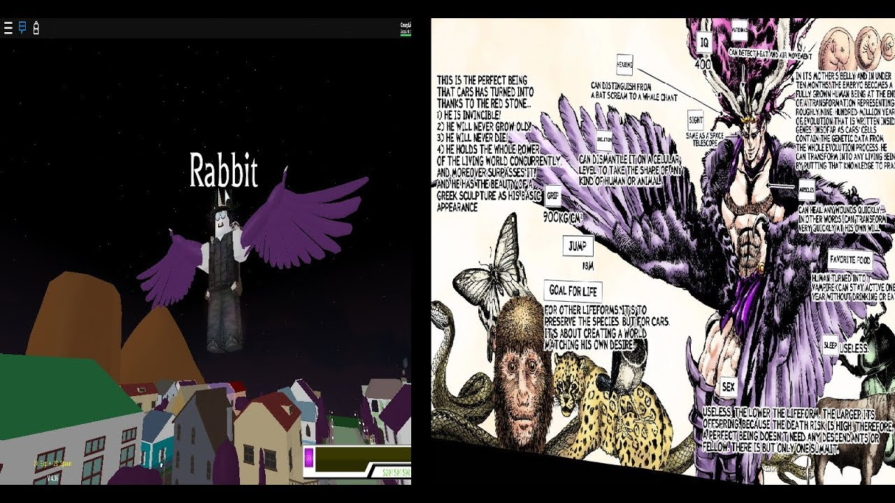 Roblox Project Jojo How To Get Kars