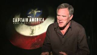 Captain America Interview With Joe Johnston