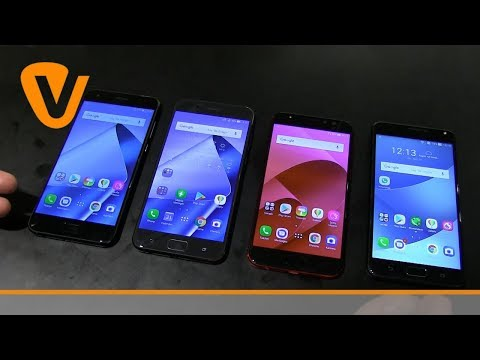 4 x Asus ZenFone 4 – die Neuen im Verivox Hands-on-Test (deutsch)