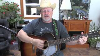 1121 - Grandpa Tell Me Bout The Good Old Days - Judds cover with chords and lyrics