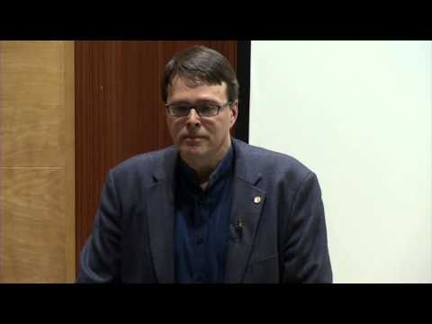 Energy Cultures in the Age of the Anthropocene: Charles Mann