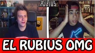 MI ENCUENTRO CON EL RUBIUS | OMEGLE #14