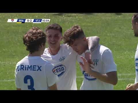 FC Brasov Viitorul Tg. Jiu Goals And Highlights