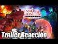 Young Justice Outsiders TRAILER (Temporada 3) Comic Con - Reacción Morpho Comics