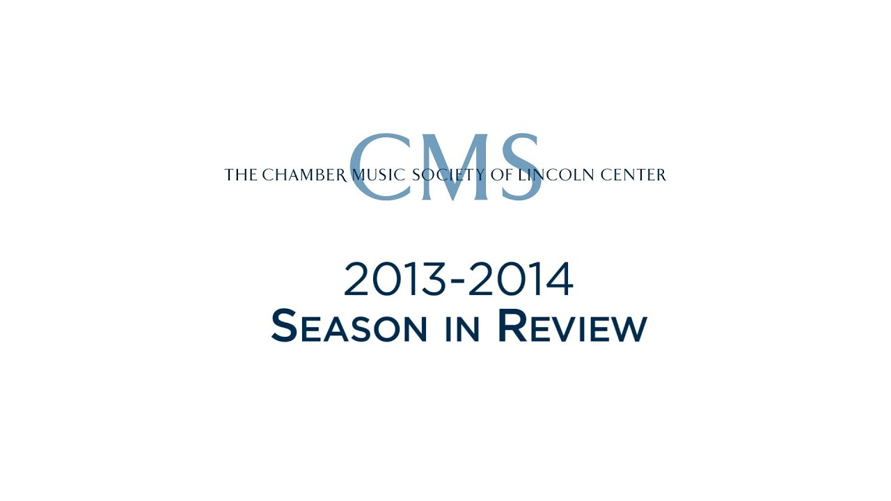 2013-2014 Season in Review