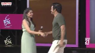 Brahmaji Dance on Stage @ Bheeshma Pre Release Event | Nithiin, Rashmika