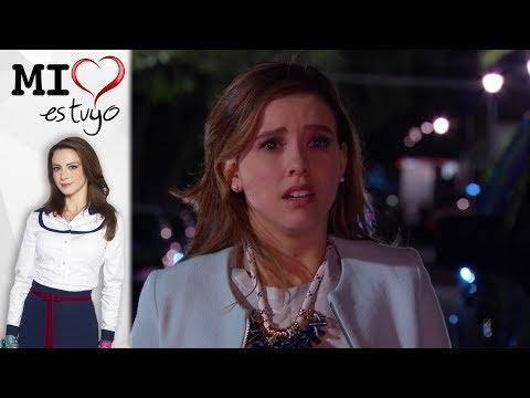 ¡Tamara y Mauricio sufren un accidente automovilístico! | Mi corazón es tuyo - Televisa