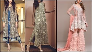 New 2017 Stylish & beautiful Dresses For Girls / Women |  New Fashion Pakistani / Indian dresses |