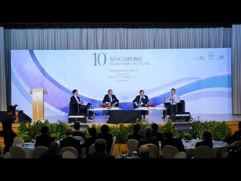 Singapore Maritime Lecture 2016 - Panel Dialogue Moderated by Mr Andreas Sohmen-Pao