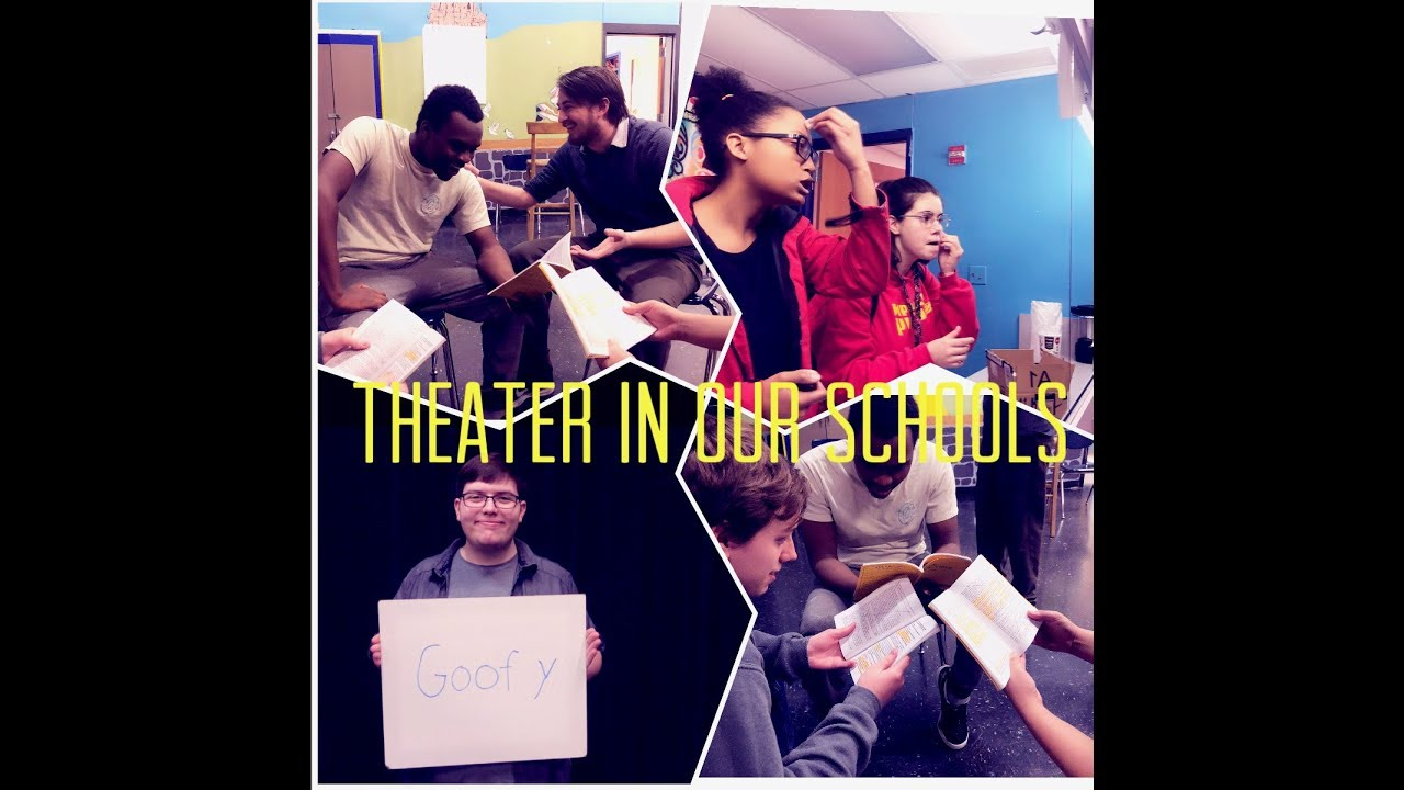 Theatre In Our Schools 2019