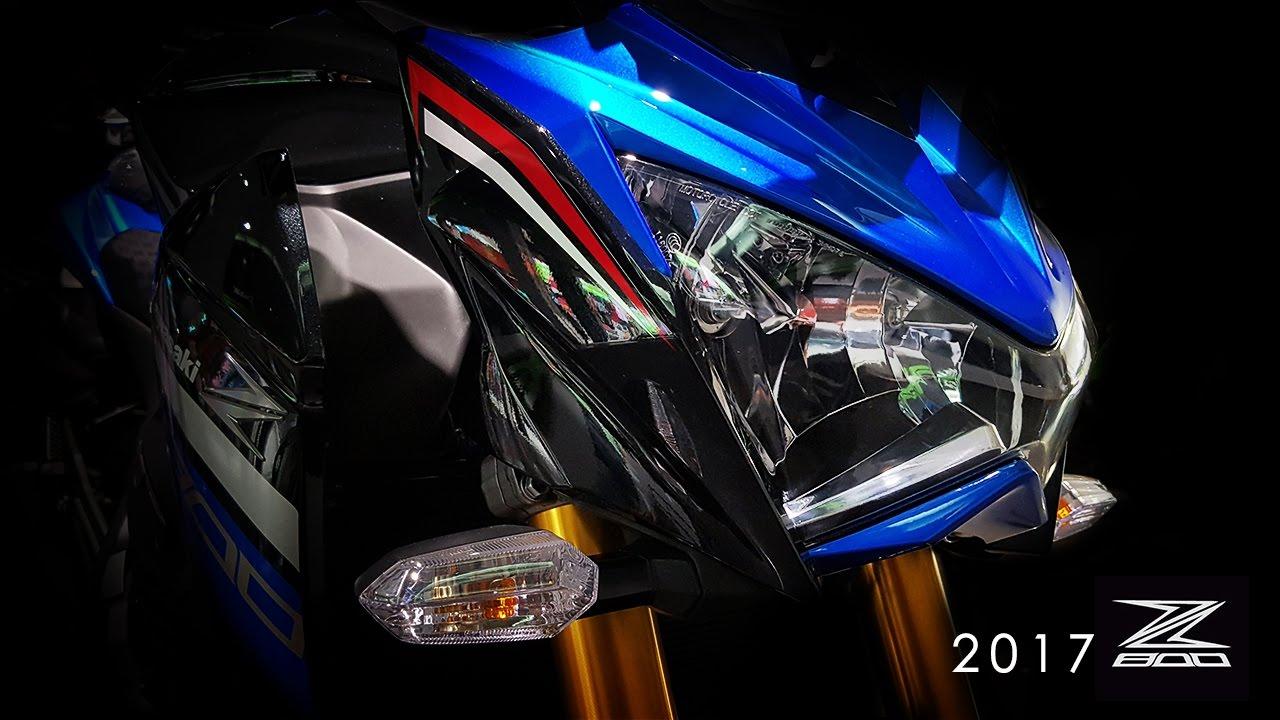 North Indias First Kawasaki Z800 2017 Model Exclusive Video