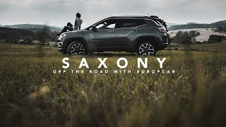 OFF THE ROAD in Saxony with Europcar and the Jeep Compass