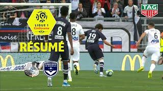Amiens SC - Girondins de Bordeaux ( 1-3 ) - Résumé - (ASC - GdB) / 2019-20